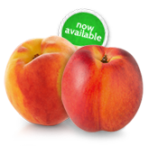 Ontario Peaches and Nectarines
