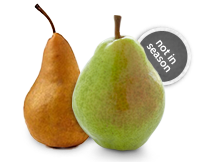 Ontario Pears
