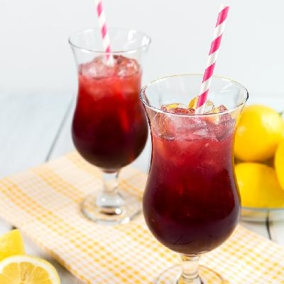 Sweet Cherry Lemonade